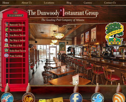 The Dunwoody Restaurant Group