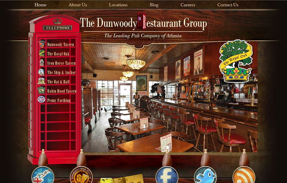 The Dunwoody Restaurant Group